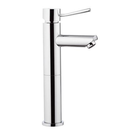 Minimal Collection - Brass Vessel Washbasin Faucet - Modern & Deck Mount | Remer N11L