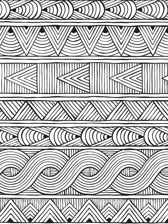 Color Mind Nº2 Mandala Design Art Mandala Coloring Pattern Art
