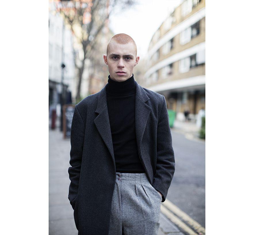 Street looks à la Fashion Week homme de Londres|19