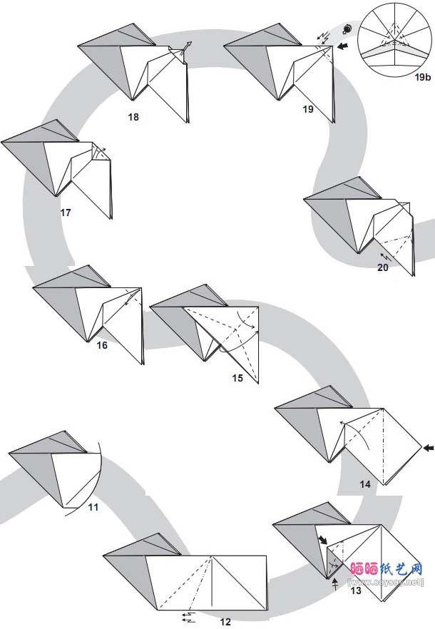 Money Origami Rabbit Instructions Oriegamis Pinterest