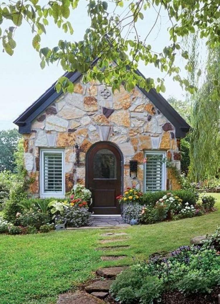 63 Wonderful Stone Brick House Exterior Ideas Stone Cottages Brick Exterior House Stone Cottage