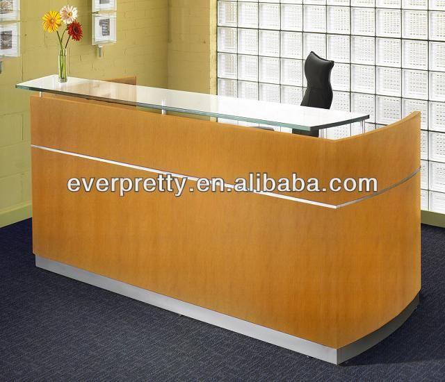 Cheap Reception Furniture Beauty Salon Counter Design Office