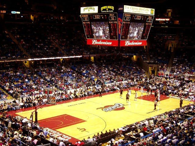 Cleveland Cavaliers Quicken Loans Arena Quicken Loans Loan