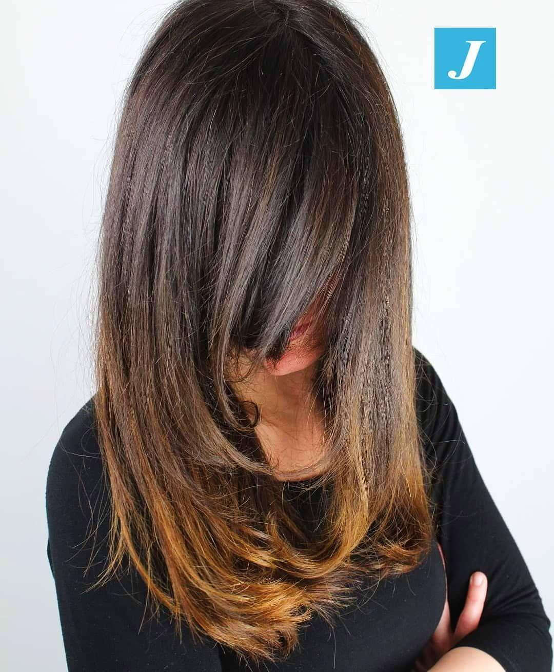 Hair Modelle Von Centro Degrade Joelle Matera Fuhle Dich Gottlich In Deinem Dicken Und Glanzenden Haar Instahair Hairpo Glanzendes Haar Haare Schonheit