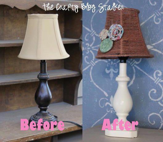 Michaels Craft Floor Lamp: Best 25+ Lamp Redo Ideas On Pinterest