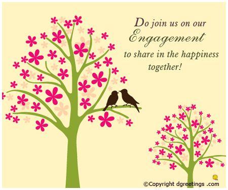 Engagement Invitation Wording Places to Visit Pinterest - engagement invitation matter