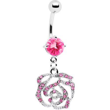 Jewelry Abcdefghijklmnopqrstuvwxyz Belly Rings Dangle