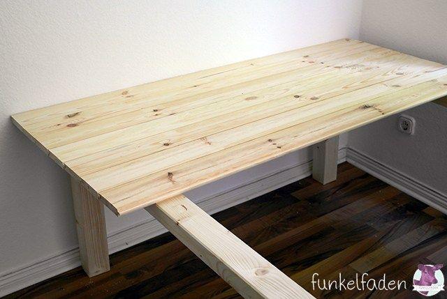Ein Einfaches Bett Aus Holz Selber Bauen Anleitungen Do It