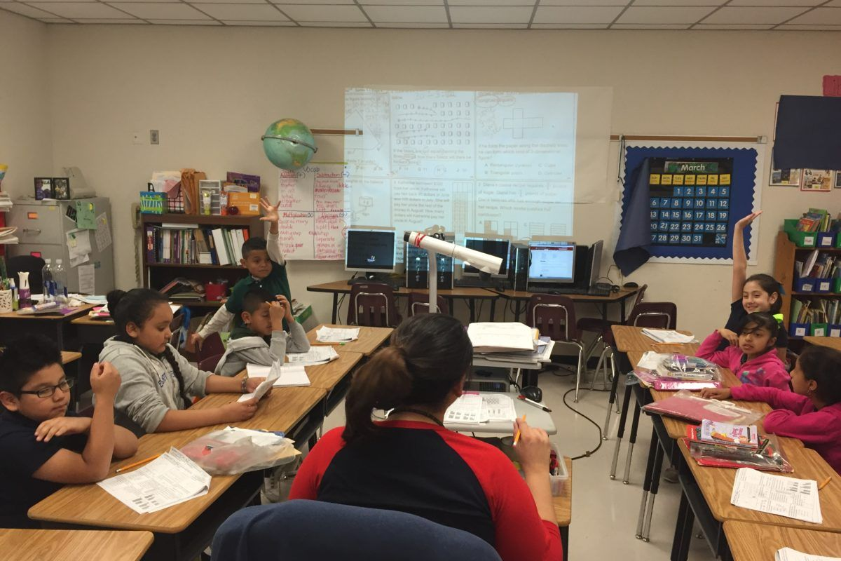 Aldine ISD Highlighted As Case Study In 'Perseverance' In School Turnaround  – Houston Public