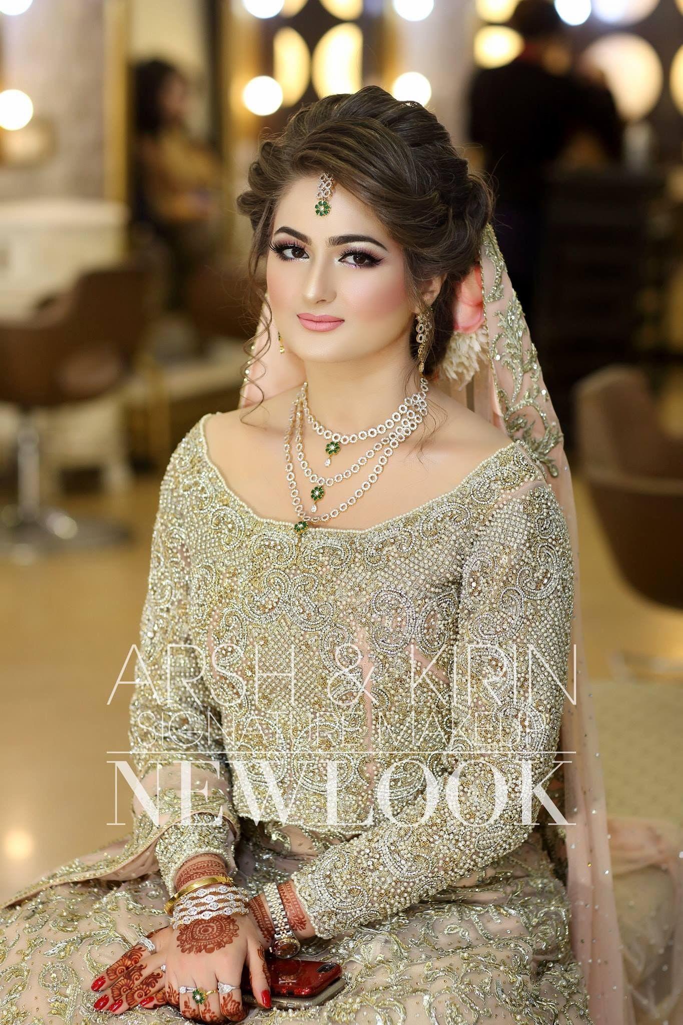 Valima bride Pakistani bridal dresses, Pakistani bridal