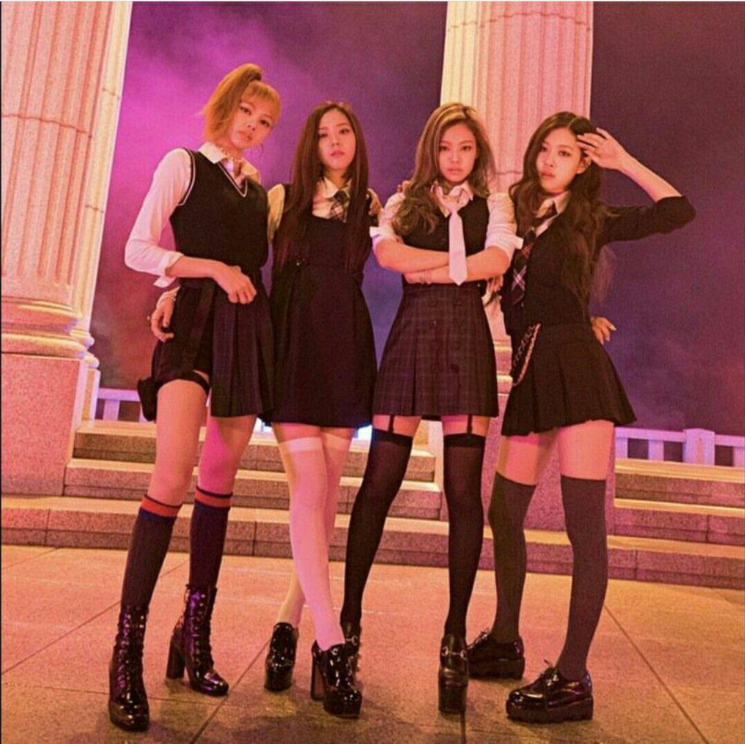 BlackPink u0026quot;As if itu0026#39;s your lastu0026quot; | Black Pink Style | Pinterest | Blackpink