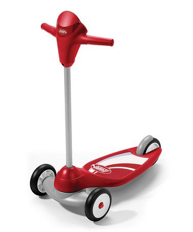 Take a look at this Red Lights & Sounds My First Scooter by Radio Flyer on #zulily today!