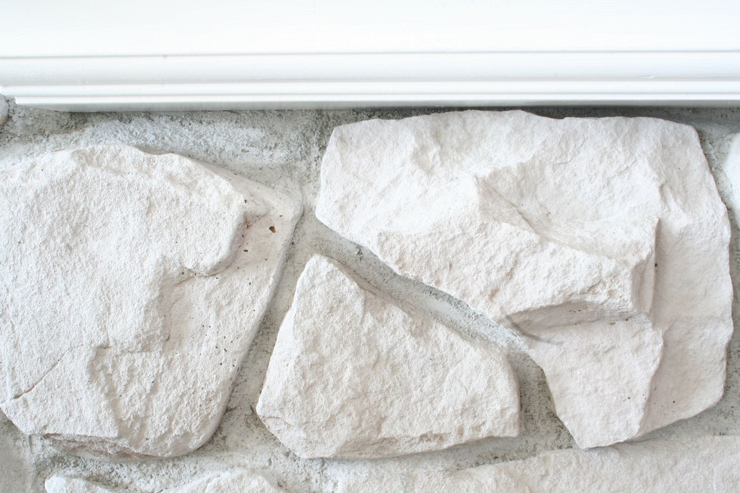 How To White Wash How To Whitewash Stone Diy Fireplace Makeover Fireplace Stone