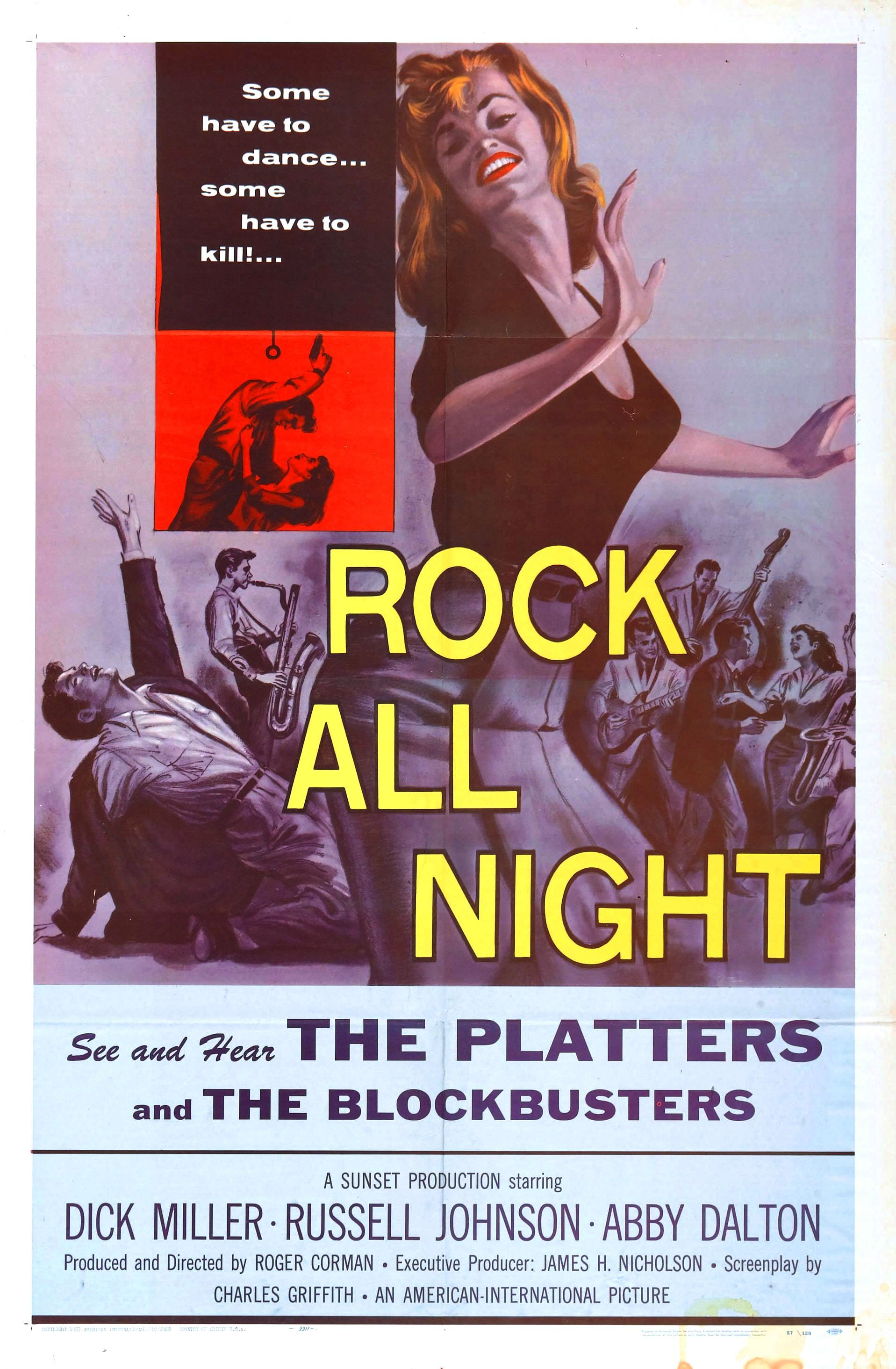 Rock All Night.....1957