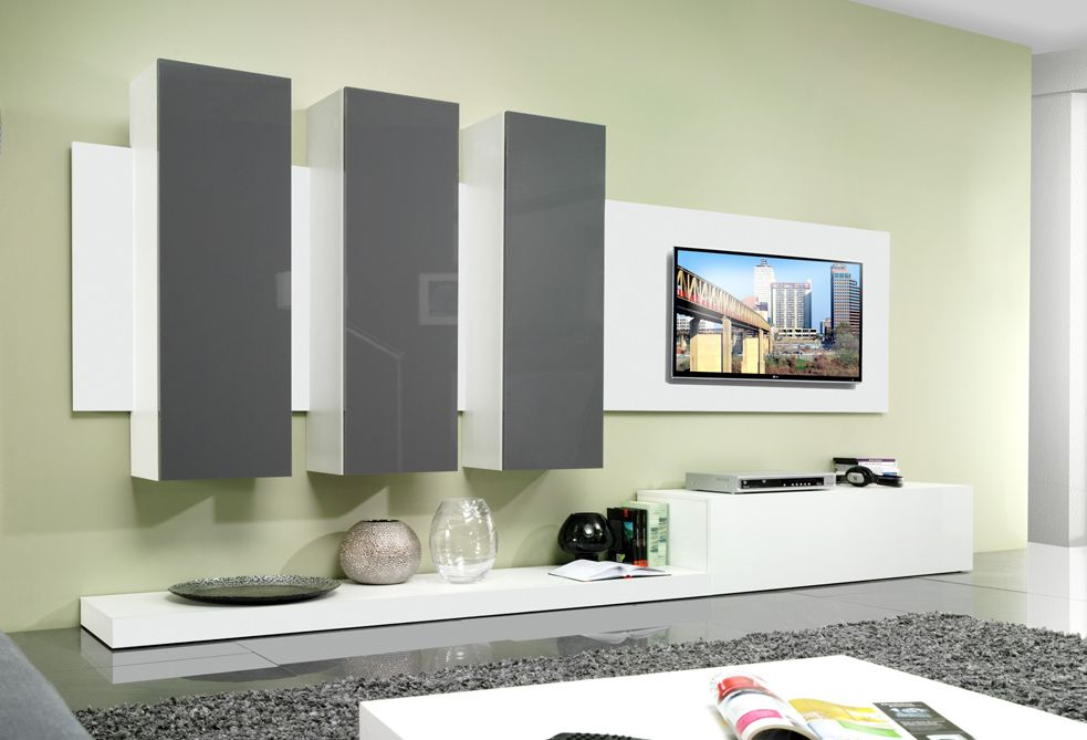Modern Wall Units, Modern Tv Wall, Entertainment Center Wall