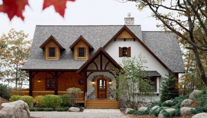 luxury english cottage house plans - house interior