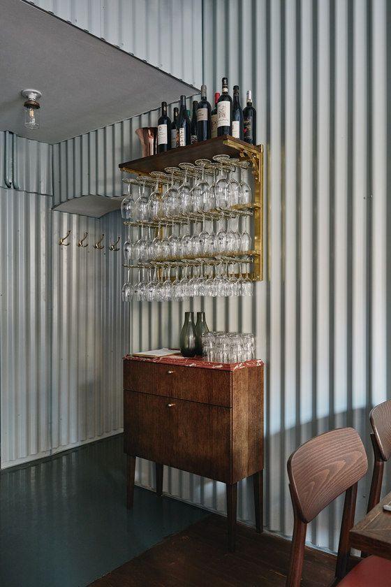 Restaurant OX de Studio Joanna Laajisto | Diseño de restaurantes