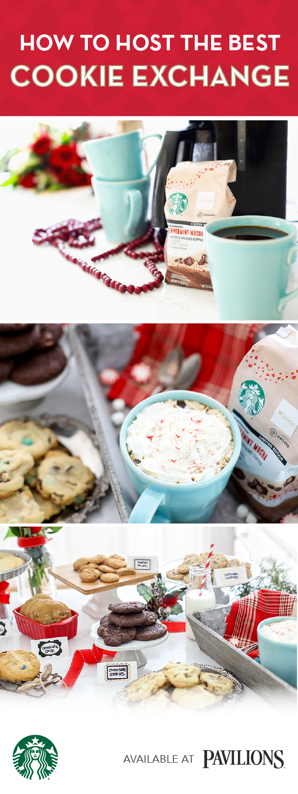 How To Host The Best Cookie Exchange Cookie Exchange Xmas Desserts Christmas Baking Gifts