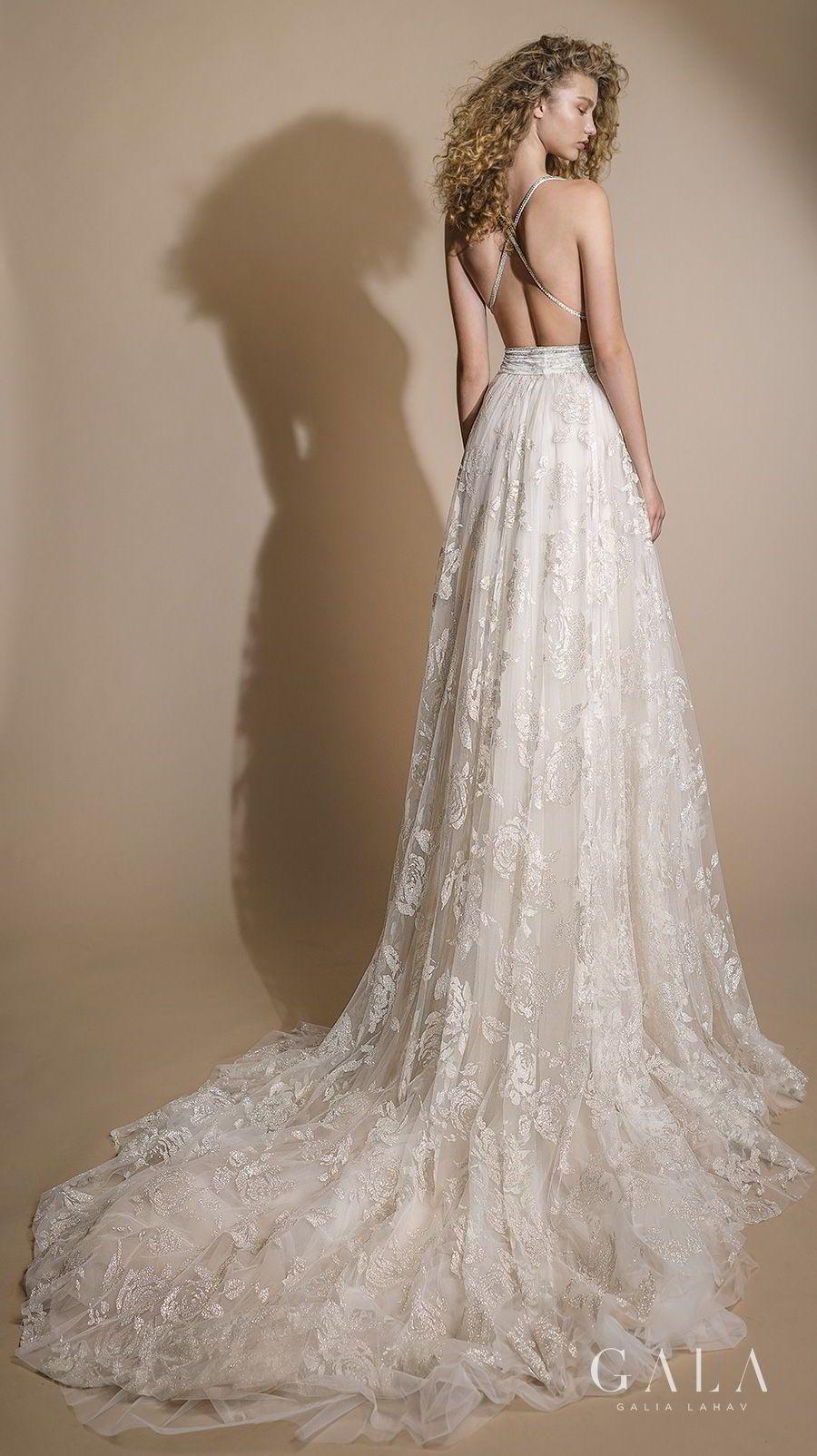Wedding dress without train  GALA by Galia Lahav Collection No VI u These Wedding Dresses are