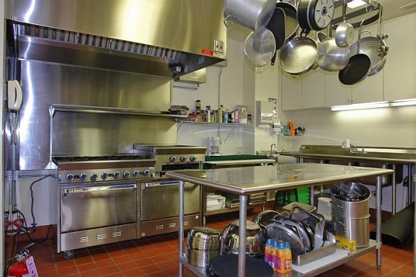 Bakery kitchen kitchen cocinas de restaurantes - Utensilios de cocina industrial ...