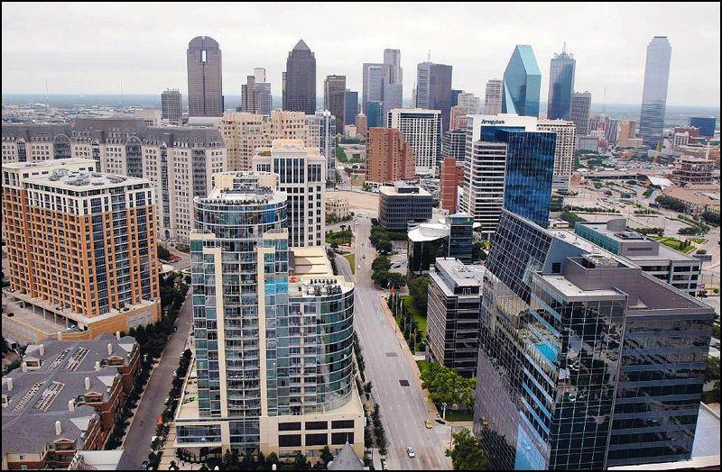 Better Skyline Houston Or Dallas Plano Irving Farmer