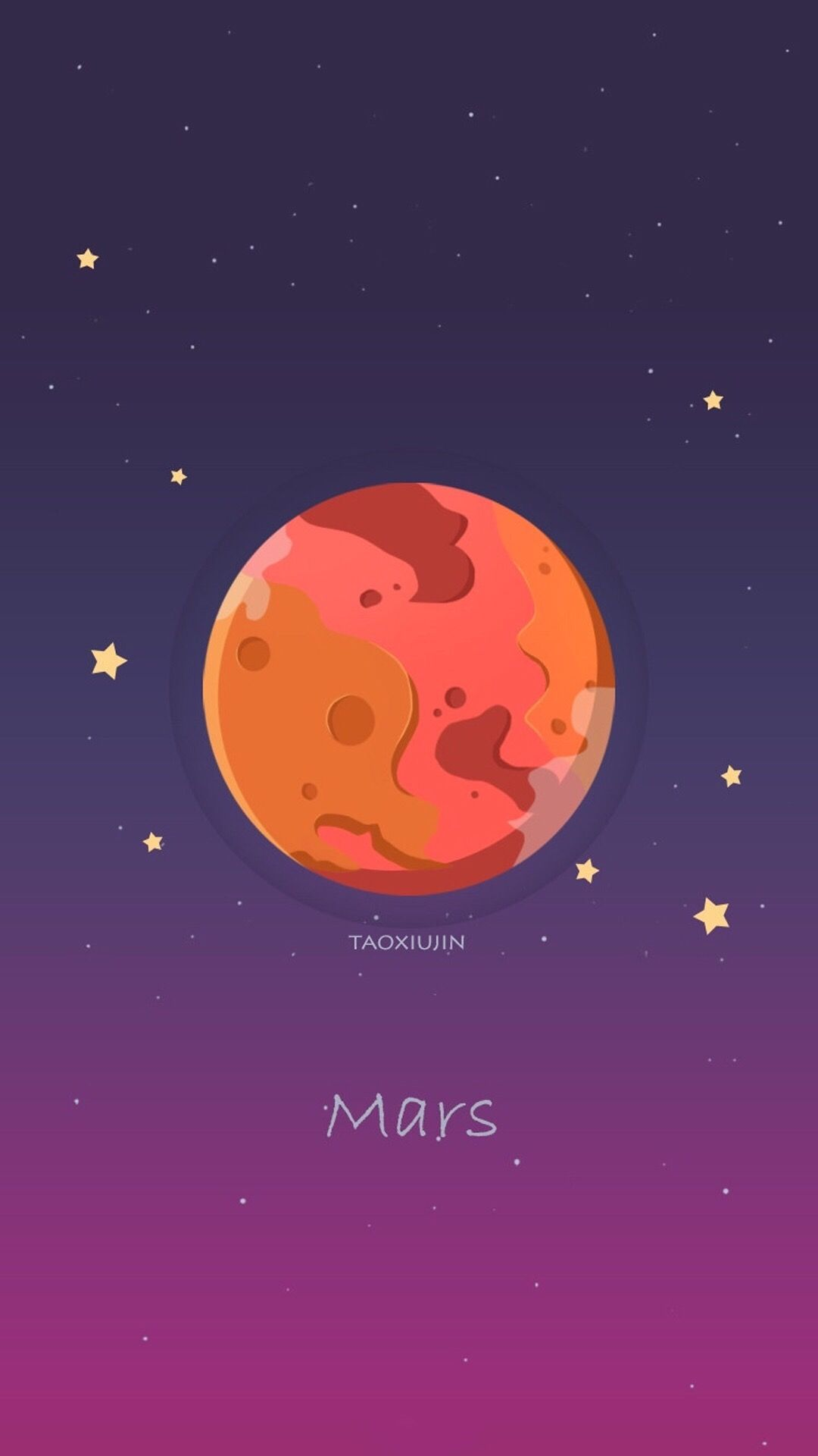 Mars iphone wallpapers wallpapers planets wallpaper - Mars wallpaper ...