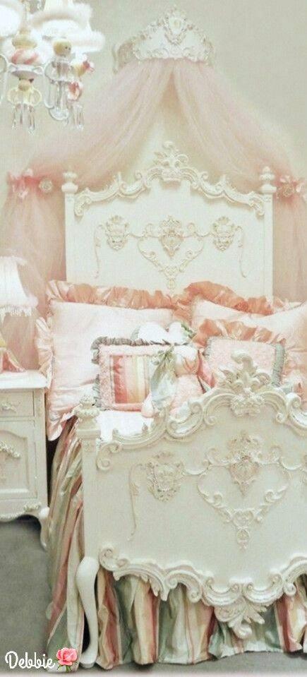 Bed for a princess ~ Debbie ❤