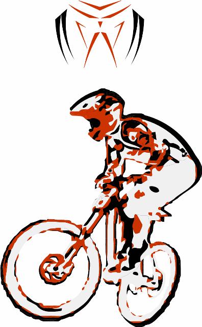 Mtb Vector Logo Mountain Biking Pinterest Mtb Bike And Bike