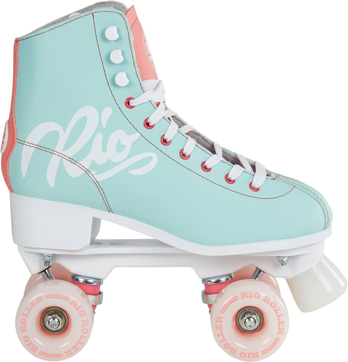 Rookie Authentic V2 Damen-Rollerschuhe Rollerskates Rollskates Skates Scooter