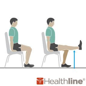 10 Exercises Before Knee Replacement Surgery Ubungen Gymnastik