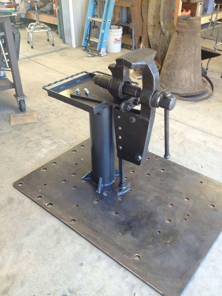 Pin By GC On Blacksmith Vises