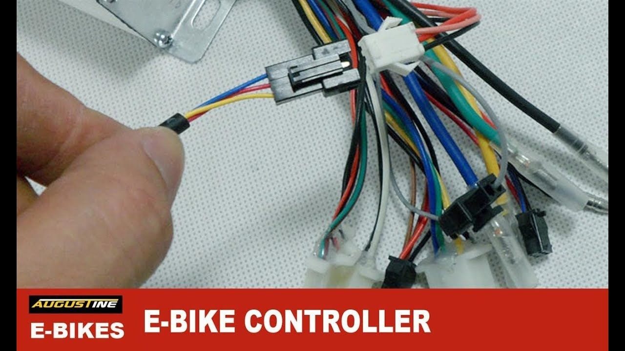 Electric Bike Tips 48v Controller Installation E Conversion Best Of Wiring Diagram Electric Bike Kits Electric Bike Electric Bike Battery
