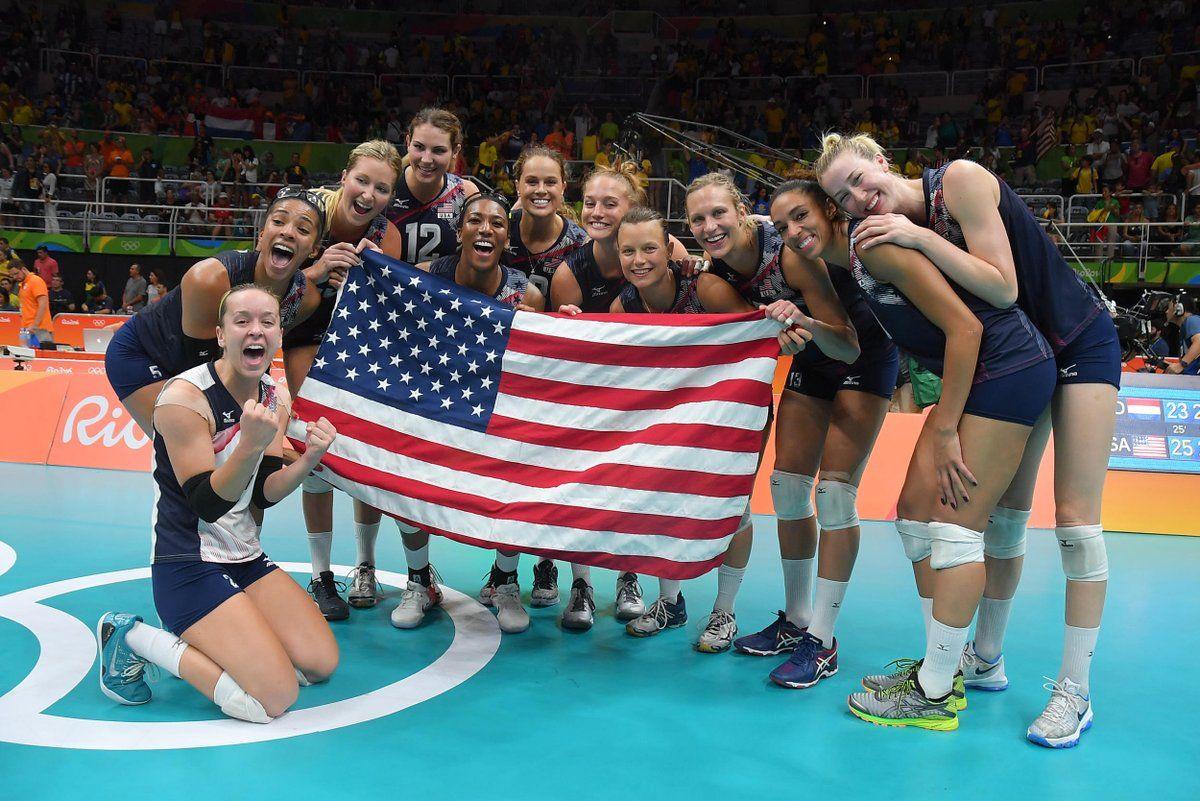 Usa Volleyball Usavolleyball Twitter Usa Volleyball Olympic Volleyball Volleyball