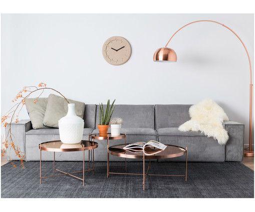 tablett tisch cupid living pinterest couchtische kupfer und tisch. Black Bedroom Furniture Sets. Home Design Ideas