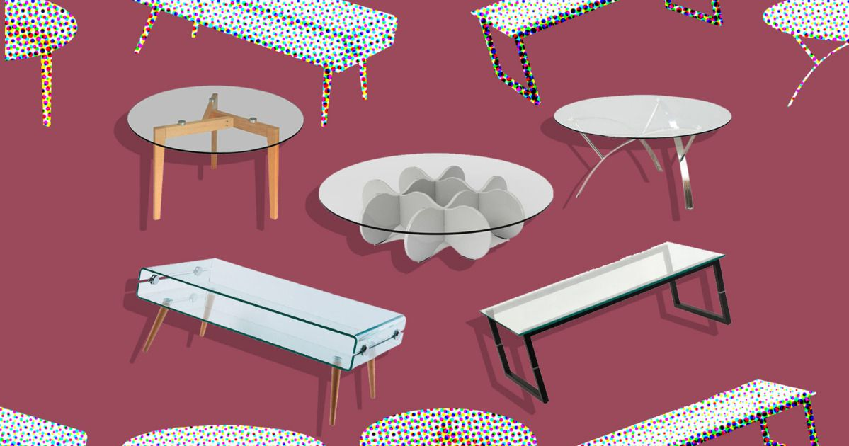 The Best Glass Coffee Tables Under $200 That You Can Buy Online ...