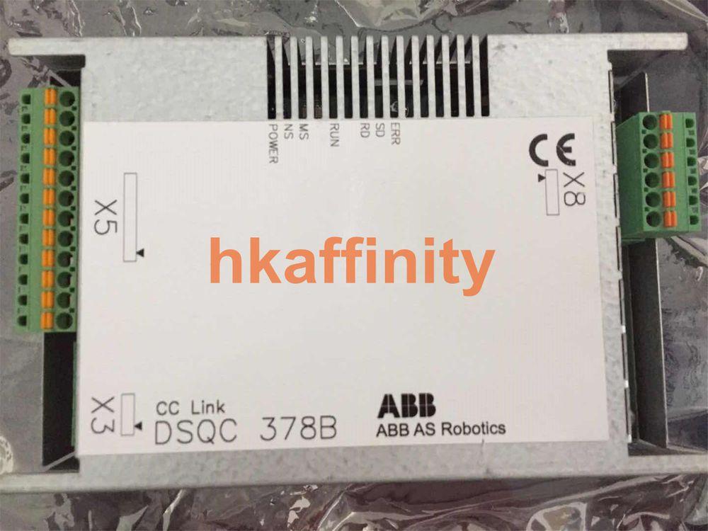 Details about New ABB AS Robotics CCK Link DSQC 378B