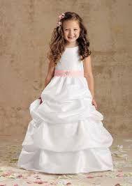 Resultado de imagen para vestidos tafetán niñas