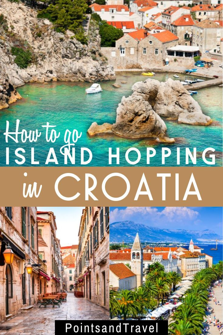 Here are the best islands to visit in Croatia in 2019: island hopping in Croatia is the best way to explore the country. This travel guide has everything you need to know before island hopping in Croatia: where to go, how to get there, the best beaches in Croatia, and top Croatia travel tips. Whether you are based Dubrovnik or in Split, it's very easy to visit the Croatian islands along the Dalmatian coast. #croatia #croatiatravel #travelcroatia   What to do in Croatia   Croatia Travel Guide  