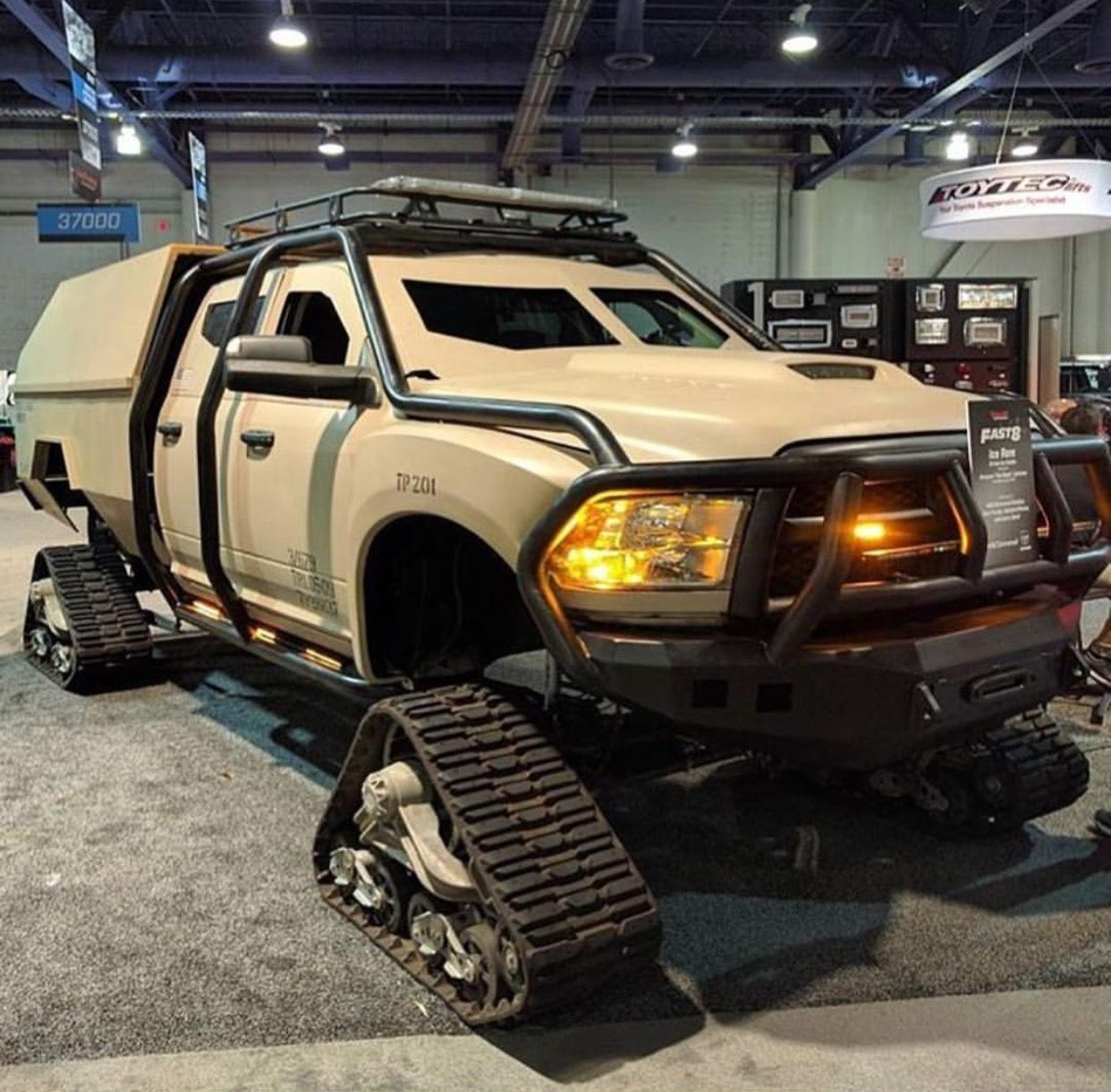 Militarized Dodge Ram                                                                                                                                                                                 More