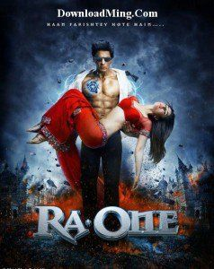 Ra.One (2011) free mp3 songs download,first look and posters