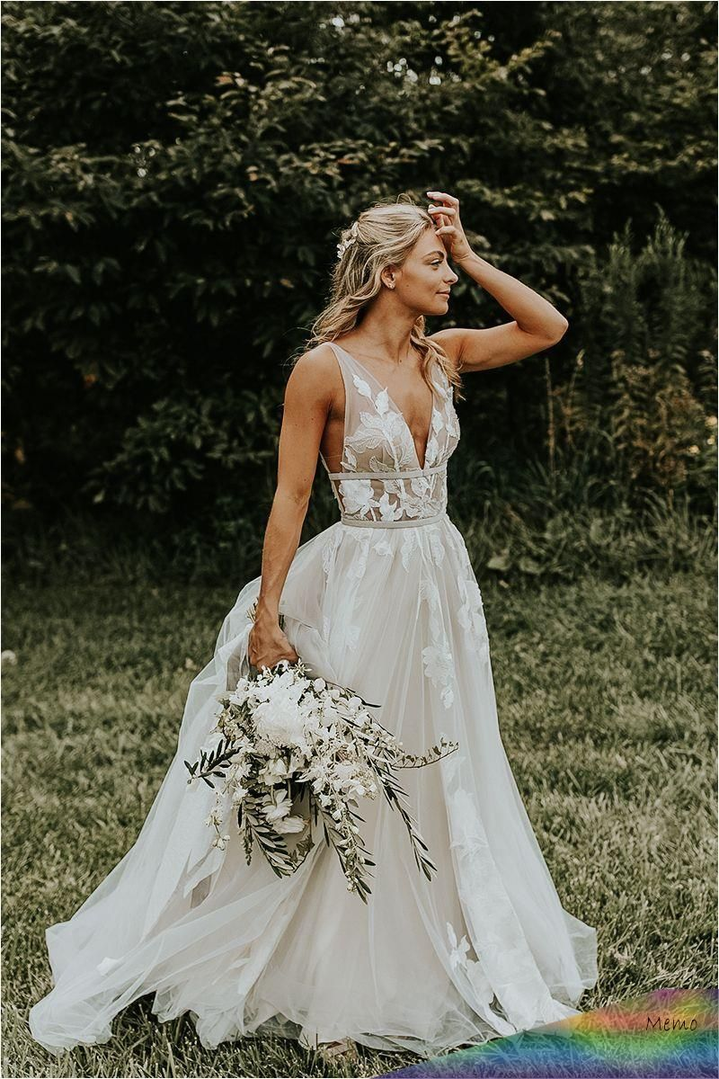 When it comes to wedding dress styles, Millennial brides are