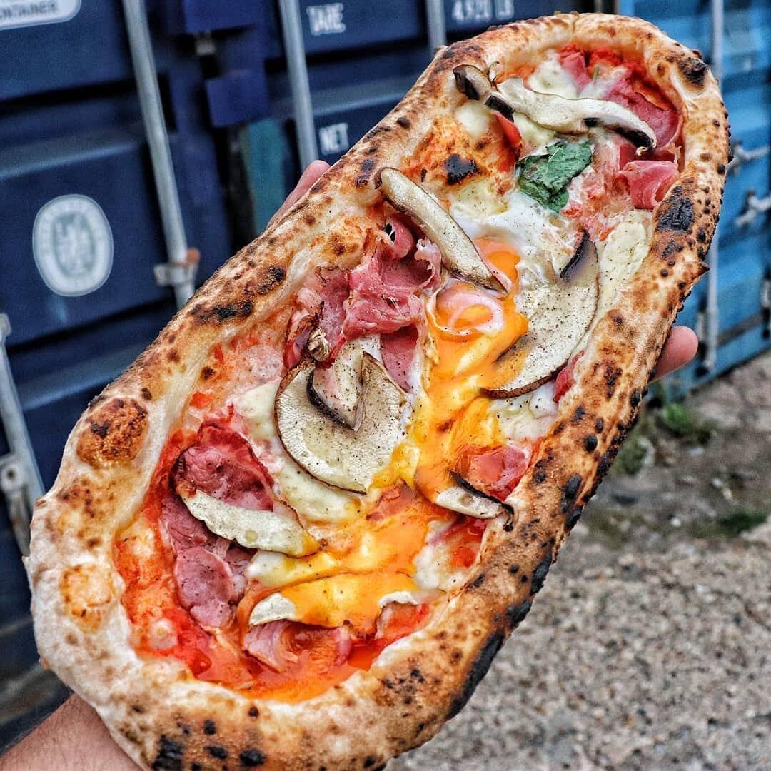 Comer Barato En Londres No Es Misión Imposible En Skyscanner Te Descubrimos Dónde Comer En Londres Por Poco Dinero Pero Breakfast Pizza Eat Stuffed Mushrooms