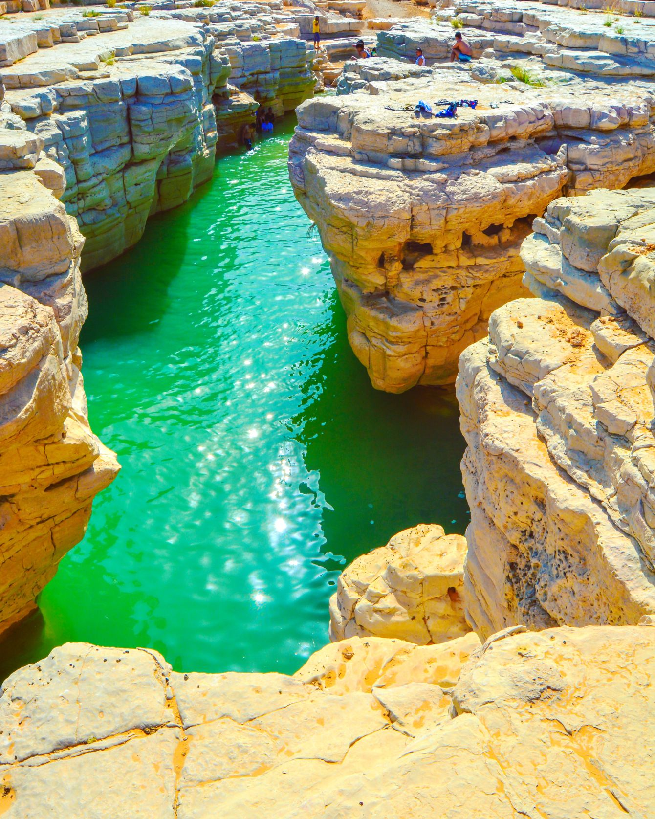 Take A Peek At Riyadh S New Tourism Gem The Hidden Canyon Vantagepoint Cool Places To Visit Riyadh Tourism
