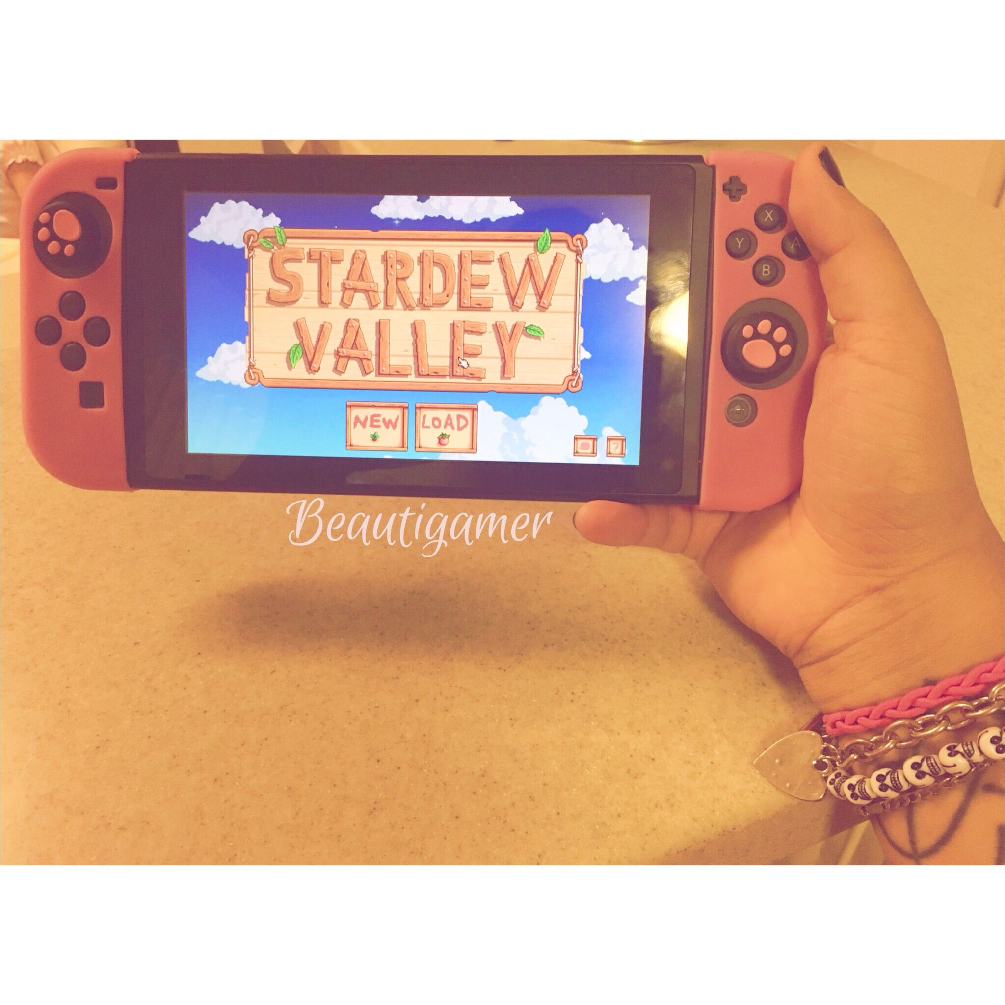 ♡ ☆ STARDEW VALLEY ☆ ♡ Good morning everyone! Today I'll