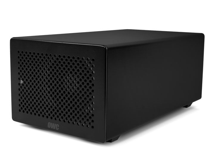 Helios 2 PCIe Thunderbolt Expansion Chassis Thunderbolt