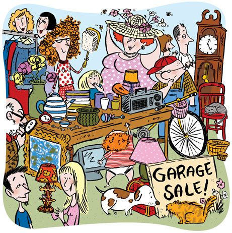 How To Profit From Reselling Yard Sale And Craigslist Items Yard Sale Garage Sale Finds Garage Sales