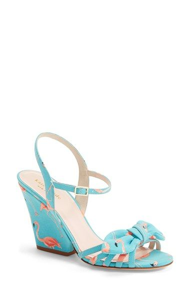 6e2e55fcabea kate spade new york kate spade  indie  wedge sandal (Women) available at   Nordstrom