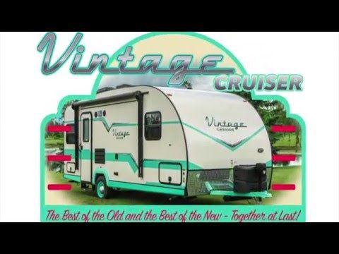 Videos Vintage Cruiser Light Weight Trailers Gulf Stream