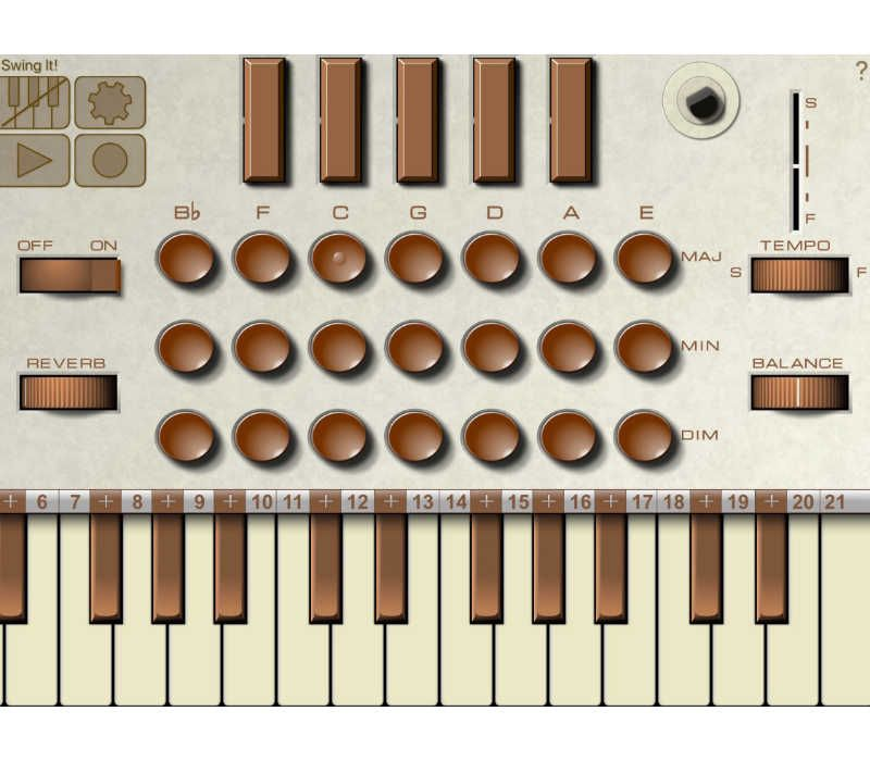 iOptigan iOS App Recreates Optical Disc OPTIGAN Organ
