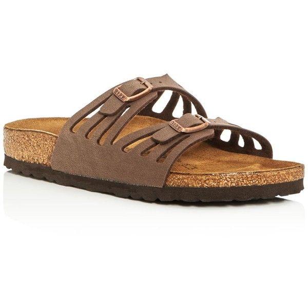 Birkenstock Women's Granada Cutout Slide Sandals DeW6vHz2xx